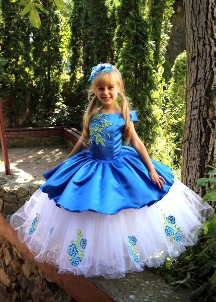 карнавальное платье с выкройкой